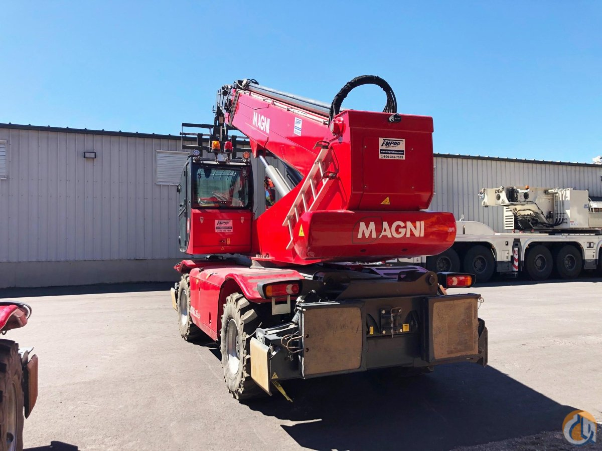 2018 MAGNI RTH6.35SH Crane for Sale in Holbrook Massachusetts on CraneNetwork.com