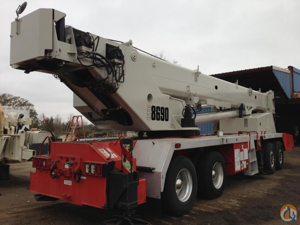 2004 Link-Belt HTC-8690 Crane for Sale on CraneNetwork.com
