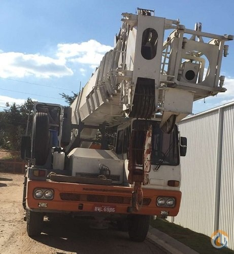 TADANO TG500E-3 Crane for Sale in Dubai Dubai on CraneNetworkcom