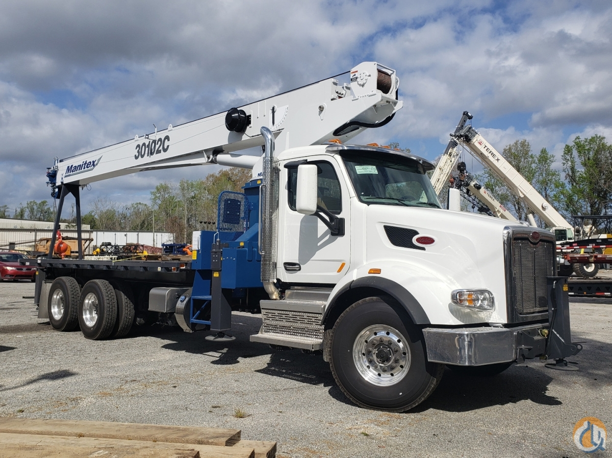 NEW 2019 MANITEX 30102C Crane for Sale in Georgetown Texas on CraneNetwork.com