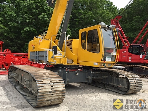 2017 Grove GHC55 Crane for Sale in Easton Massachusetts on CraneNetwork.com