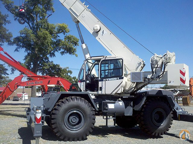 Sold 2012 Terex RT555-1 ML Cranes  Equipment Crane for  in Baltimore Maryland on CraneNetwork.com