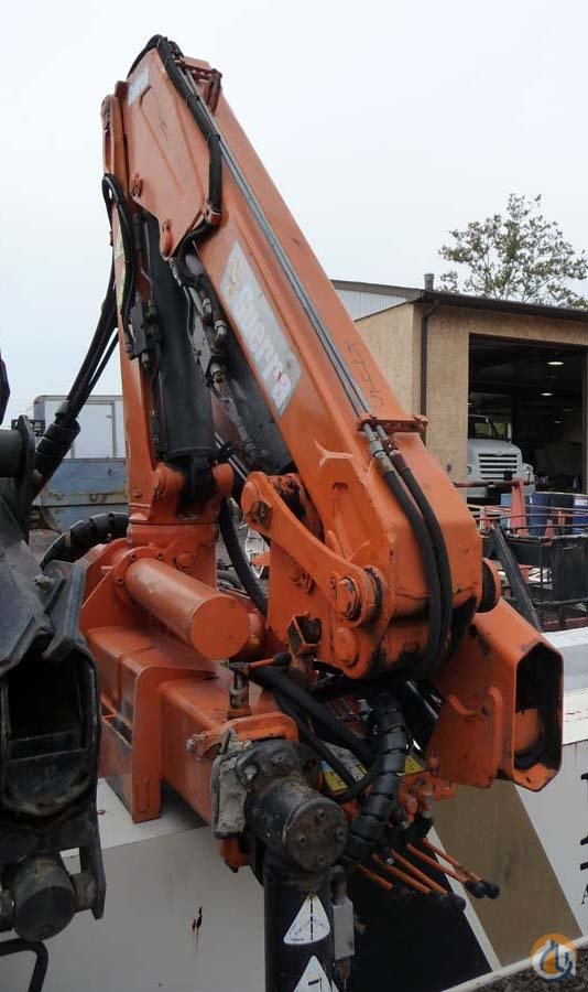 2001 GUERRA KNUCKLEBOOM 9090N2 Crane for Sale on CraneNetwork.com