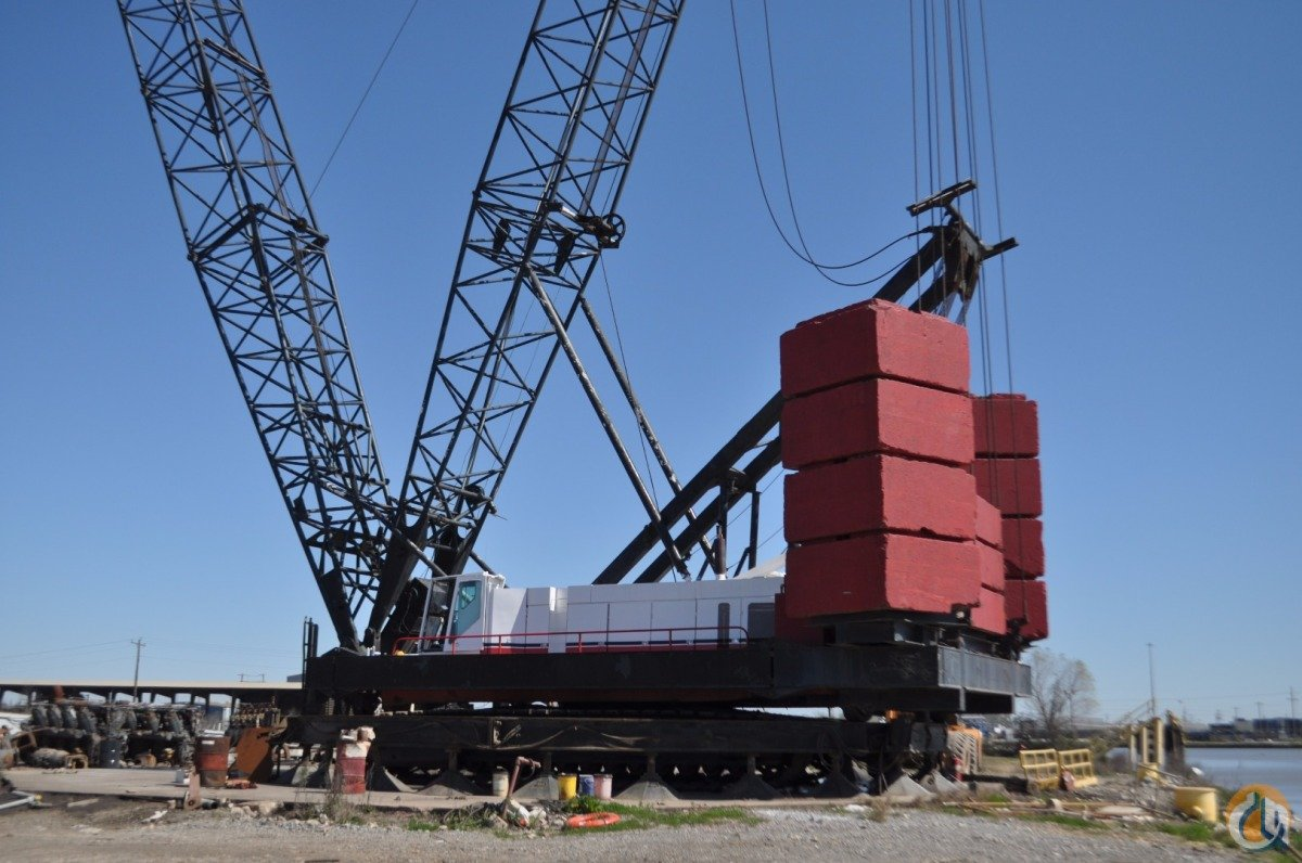 Sold Link-Belt LS-718 360 TON CAP CRANE Crane for in Houma Louisiana on  CraneNetwork.com