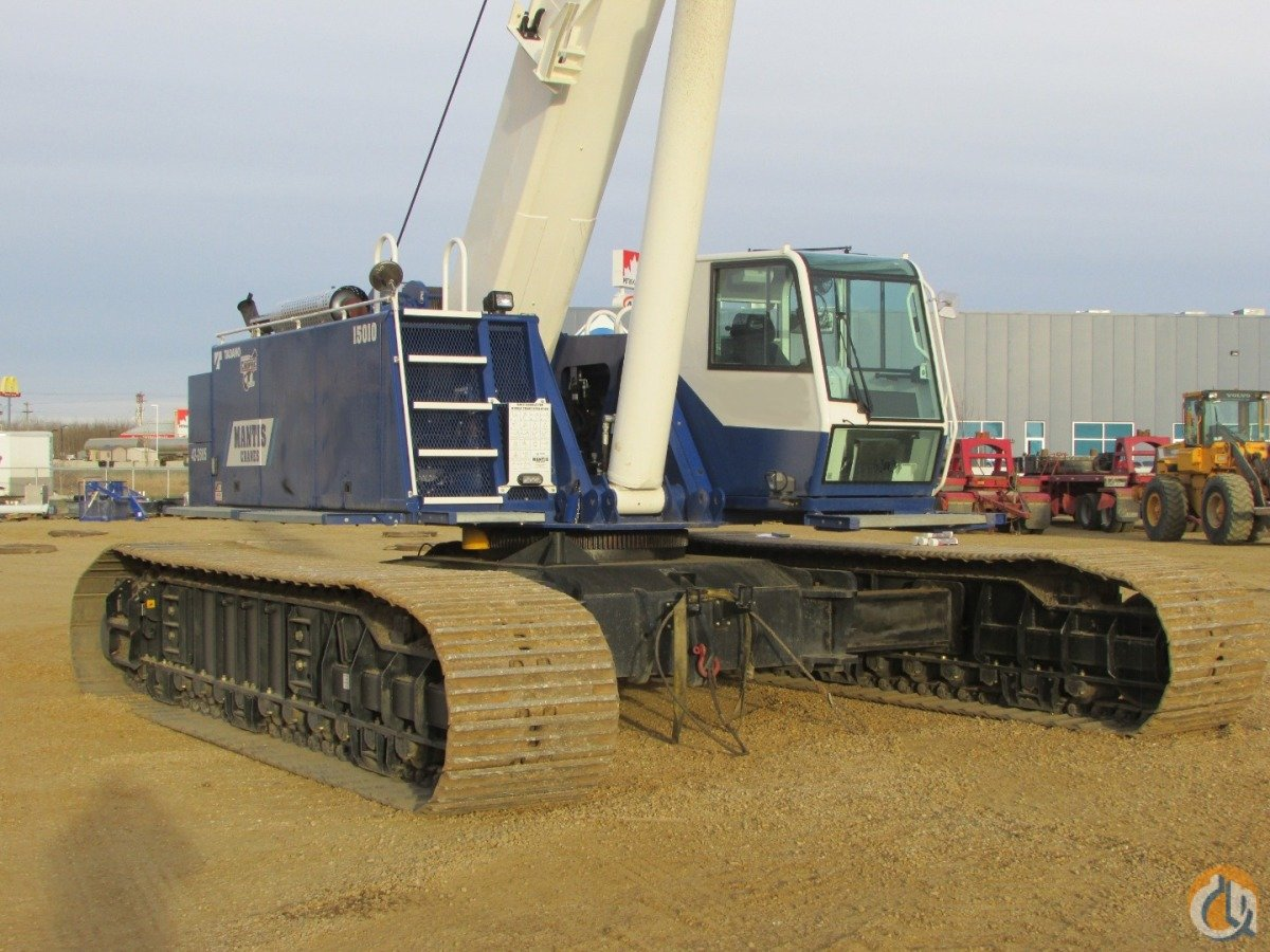 2014 Mantis Model 15010 Crane for Sale or Rent in Nisku Alberta on CraneNetwork.com