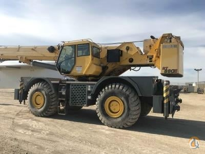 2011 Grove RT880E Crane for Sale in Ingleside Texas on CraneNetwork.com