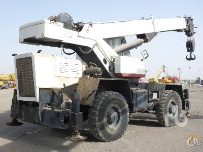 HYCO RT102 Crane for Sale on CraneNetworkcom