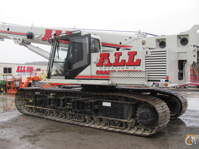 Link-Belt TCC750 For Sale Crane for Sale in Chicago Illinois on CraneNetworkcom