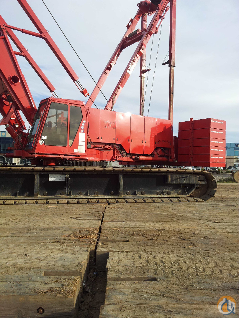 2008 Manitowoc 2250 Series 3 Crane for Sale on CraneNetwork.com