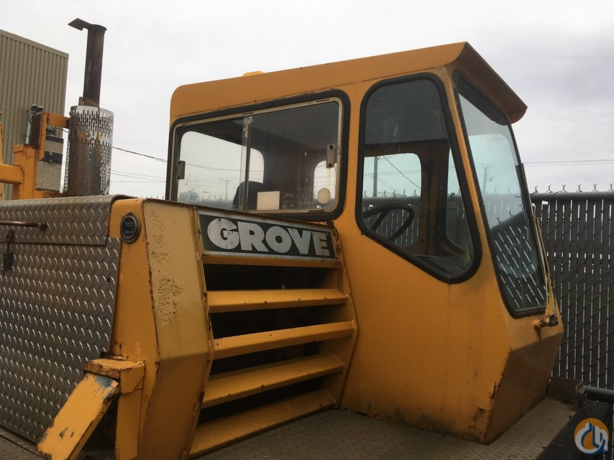 1974 Grove TMS300LP 35 Ton Hydraulic Truck CranesList ID 332 Crane for Sale in Montreal Quebec on CraneNetwork.com