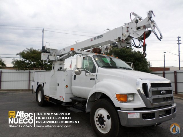 2008 TEREX C4047-TR Crane for Sale in Calera Alabama on CraneNetwork.com