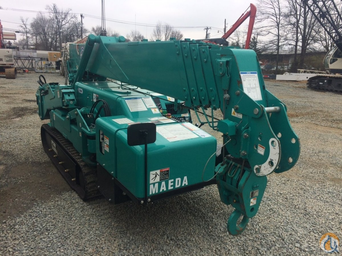 Maeda 405CRME - ML Cranes  Equipment Crane for Sale or Rent in Charlotte North Carolina on CraneNetwork.com