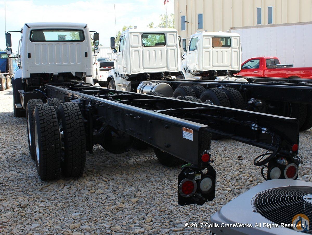 New Fassi F195AS  F200BSXP.23 knuckle boom with RRC mounted to 2018 Freightliner 114SD chassis Crane for Sale in Olathe Kansas on CraneNetwork.com