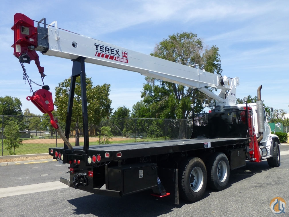 2004 Freightliner FL112 Terex BT3470 17 Ton Crane Truck Crane for Sale in Norwalk California on CraneNetwork.com