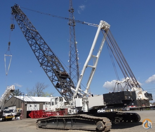 outpicks 600ton class with Superlift Crane for Sale in Baltimore Maryland on CraneNetwork.com