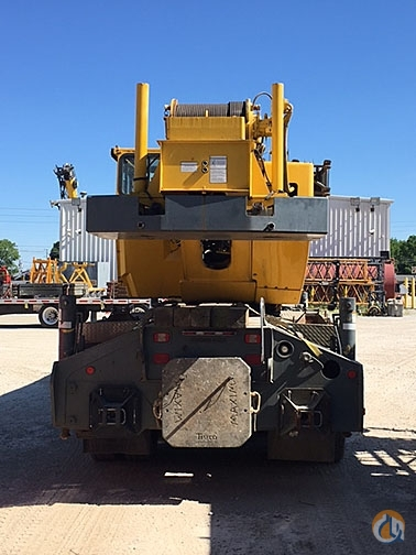 Grove TMS540 Crane for Sale in Indianapolis Indiana on CraneNetworkcom
