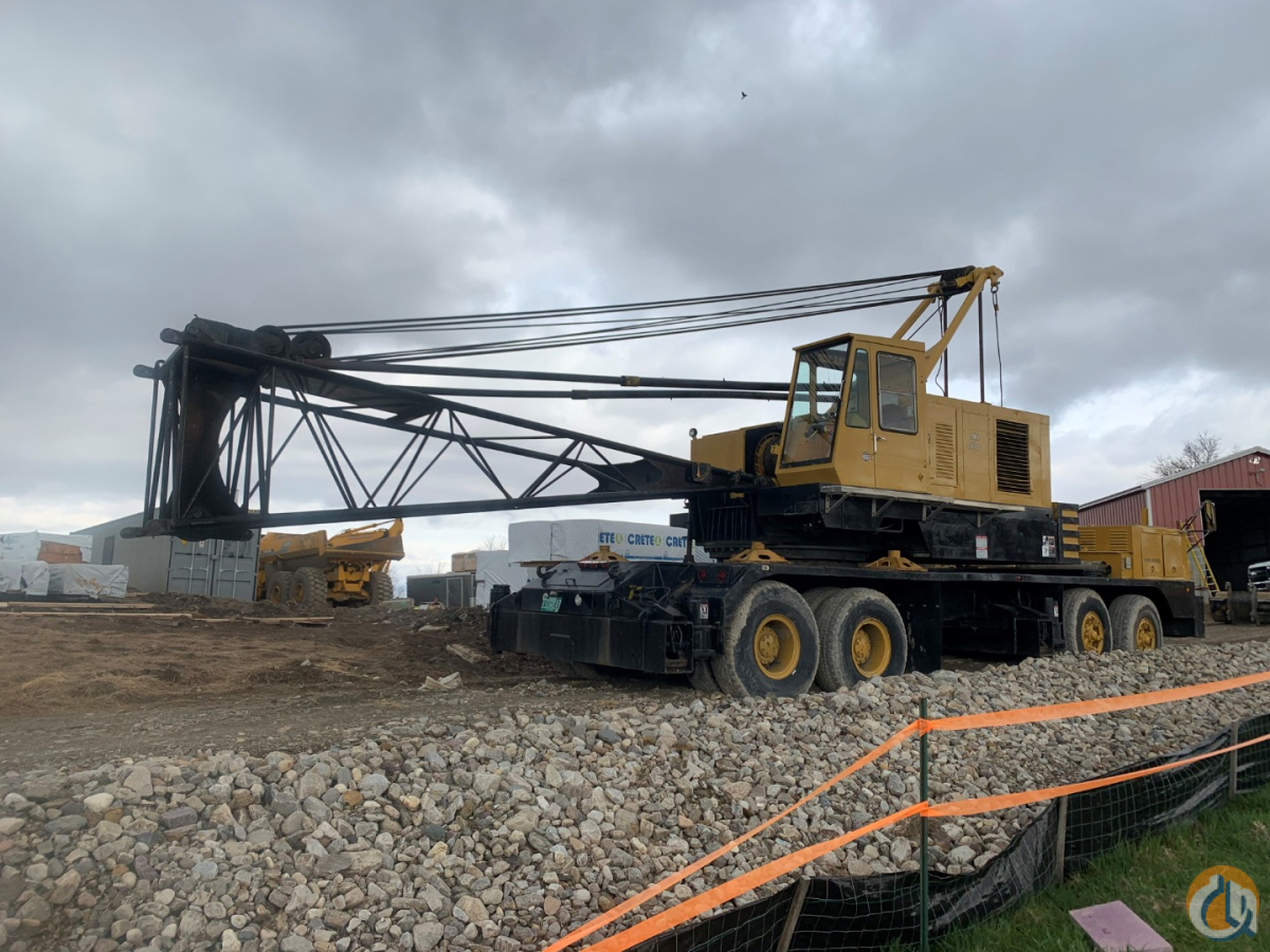 70-Tons of Lima Crane for Sale in Williston Vermont on CraneNetwork.com