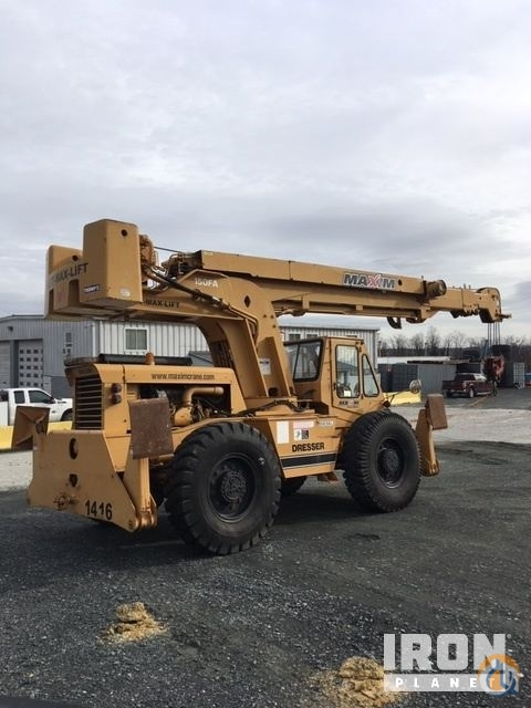 1988 Galion 150F Rough Terrain Crane Crane for Sale in Jessup Maryland on CraneNetwork.com