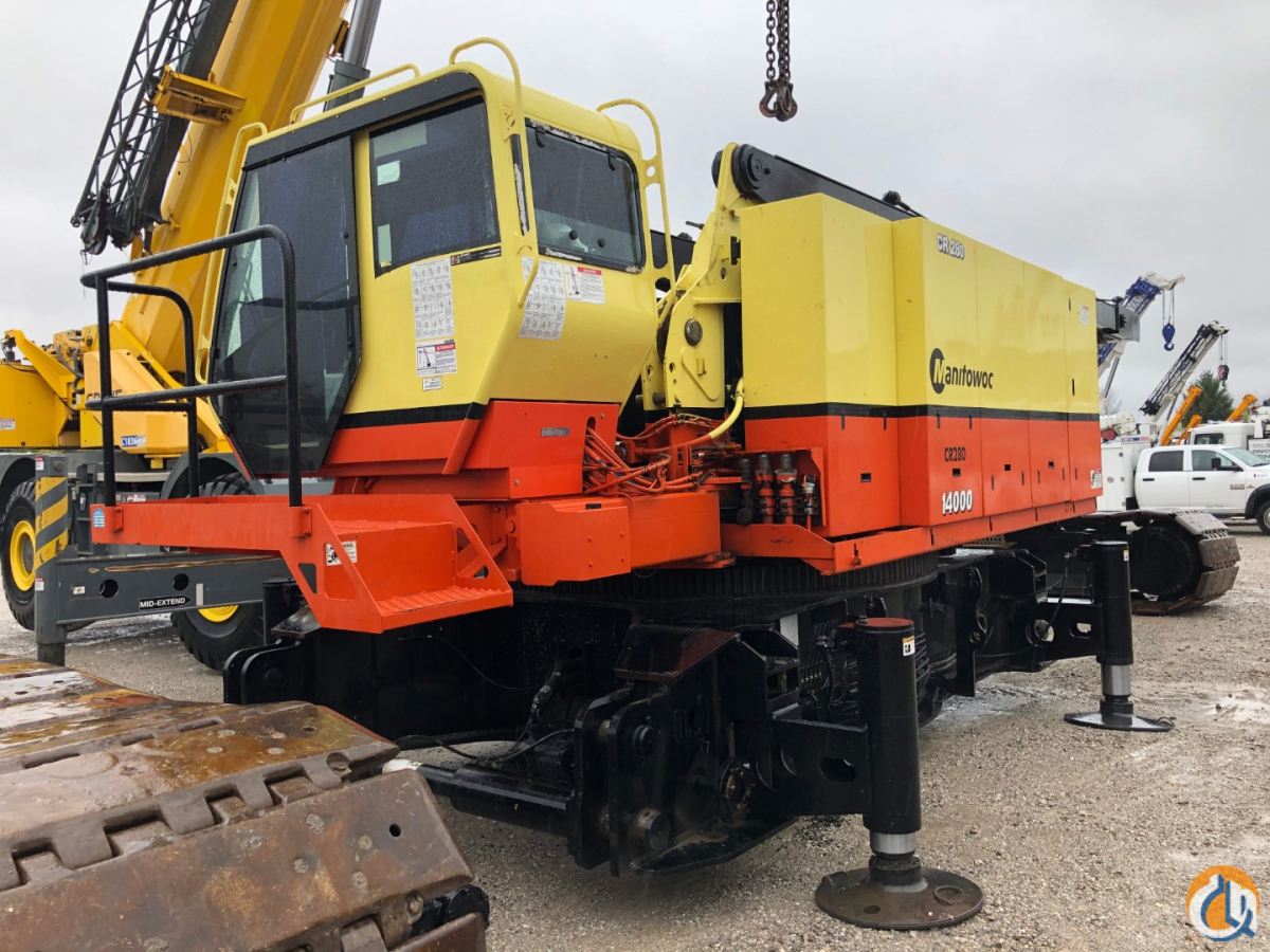 Crane for Sale in Cleveland Ohio on CraneNetwork.com