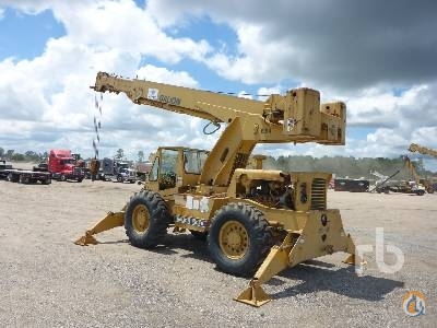 GALION 150FA Crane for Sale in Humble Texas on CraneNetworkcom