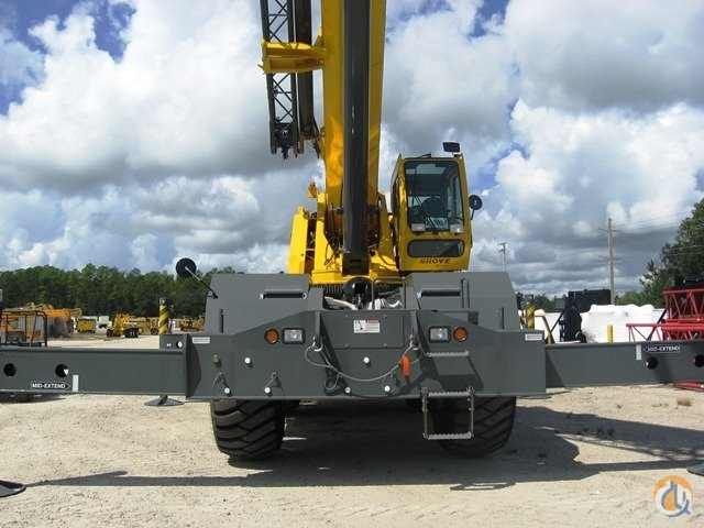 2012 GROVE RT890E Crane for Sale in St. Augustine Florida on CraneNetwork.com