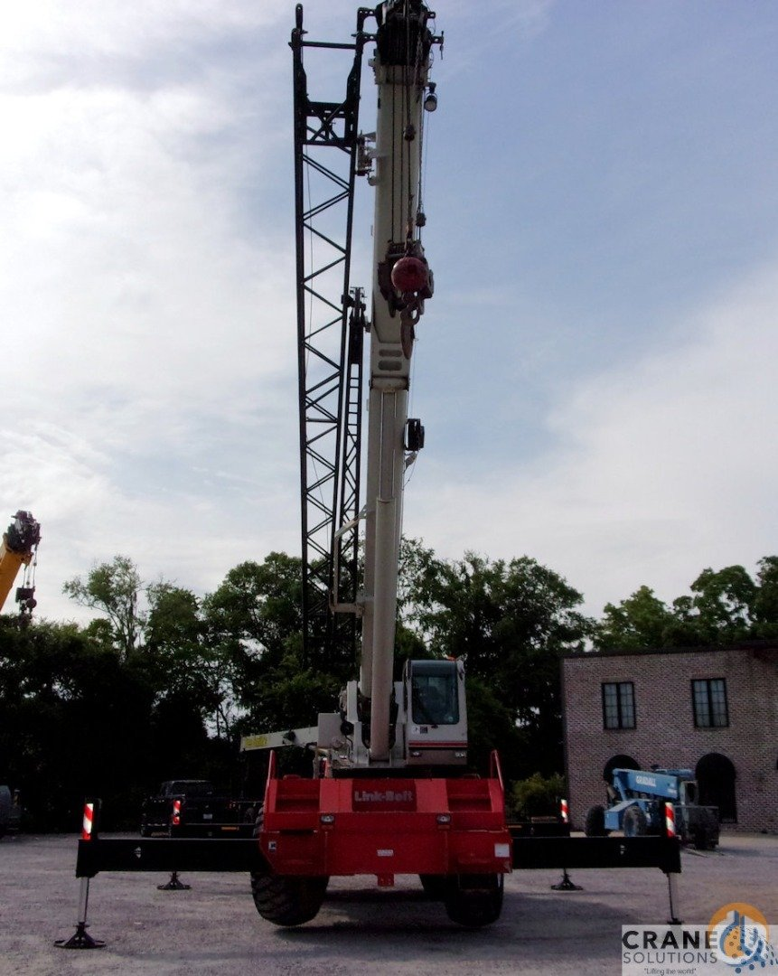 2014 Link-Belt RTC8065 Crane for Sale or Rent in Houston Texas on CraneNetwork.com