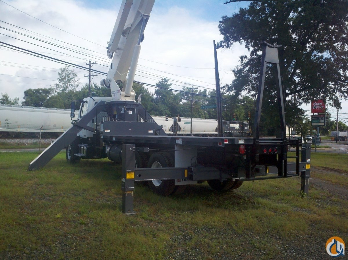 Sold Terex BT4792 Boom Truck -ML Cranes  Equipment Crane for  in Salem Virginia on CraneNetwork.com