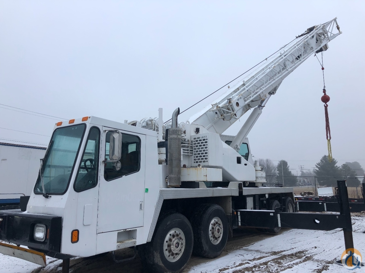 1999 Grove TMS870 Crane for Sale in Nashua New Hampshire on CraneNetwork.com
