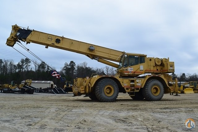 1997 Grove RT850B Crane for Sale in Sutherlin Virginia on CraneNetwork.com