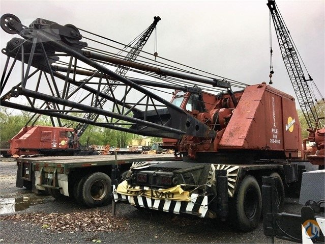 1966 Manitowoc 2900 Crane for Sale in Shamong New Jersey on CraneNetworkcom