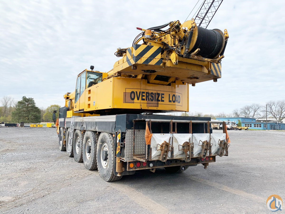 2000 DEMAG AC 100 Crane for Sale in North Syracuse New York on CraneNetwork.com