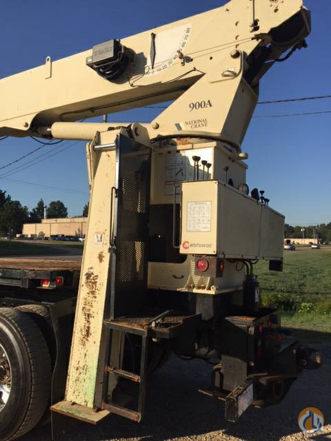 2009 National 900A Crane for Sale on CraneNetwork.com
