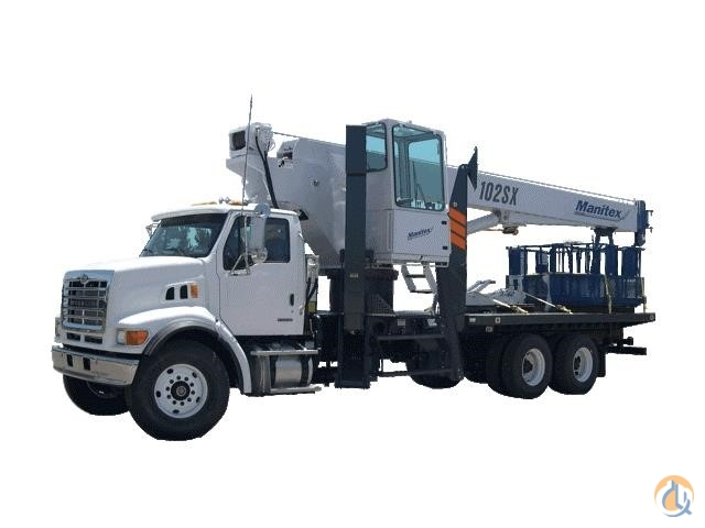 2020 MANITEX 102SX Crane for Sale in Georgetown Texas on CraneNetwork.com