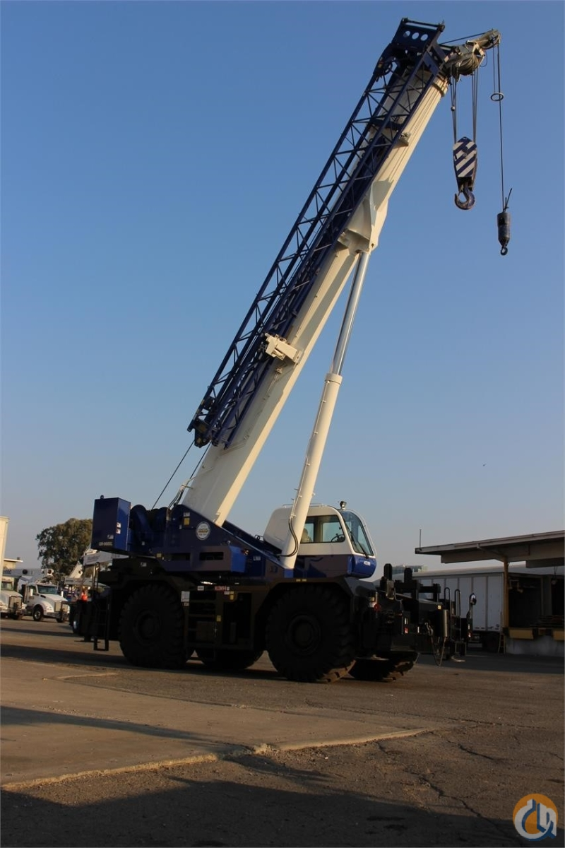 2016 TADANO GR900XL Crane for Sale or Rent in Sacramento California on CraneNetwork.com