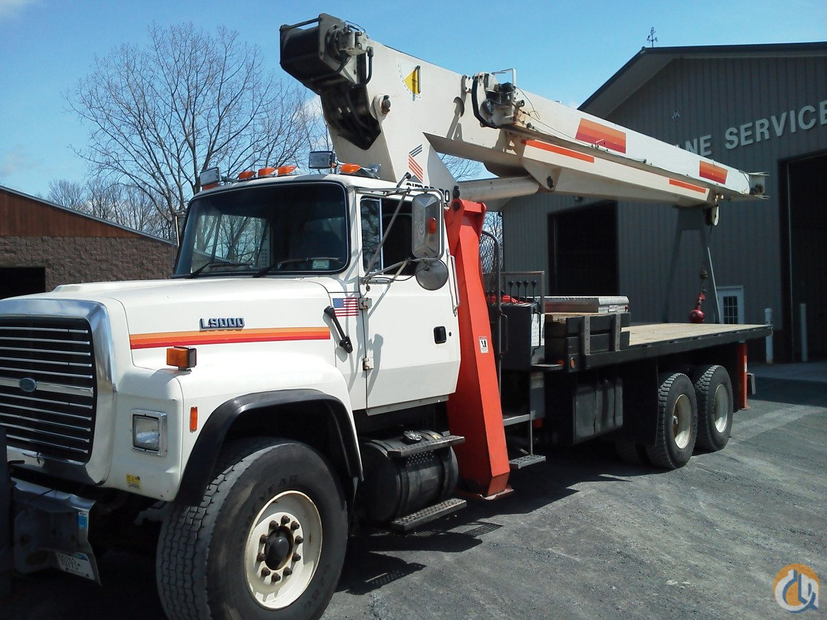23 TON BOOM TRUCK Simon RO BT4792 Crane for Sale in Stamford Connecticut on CraneNetworkcom