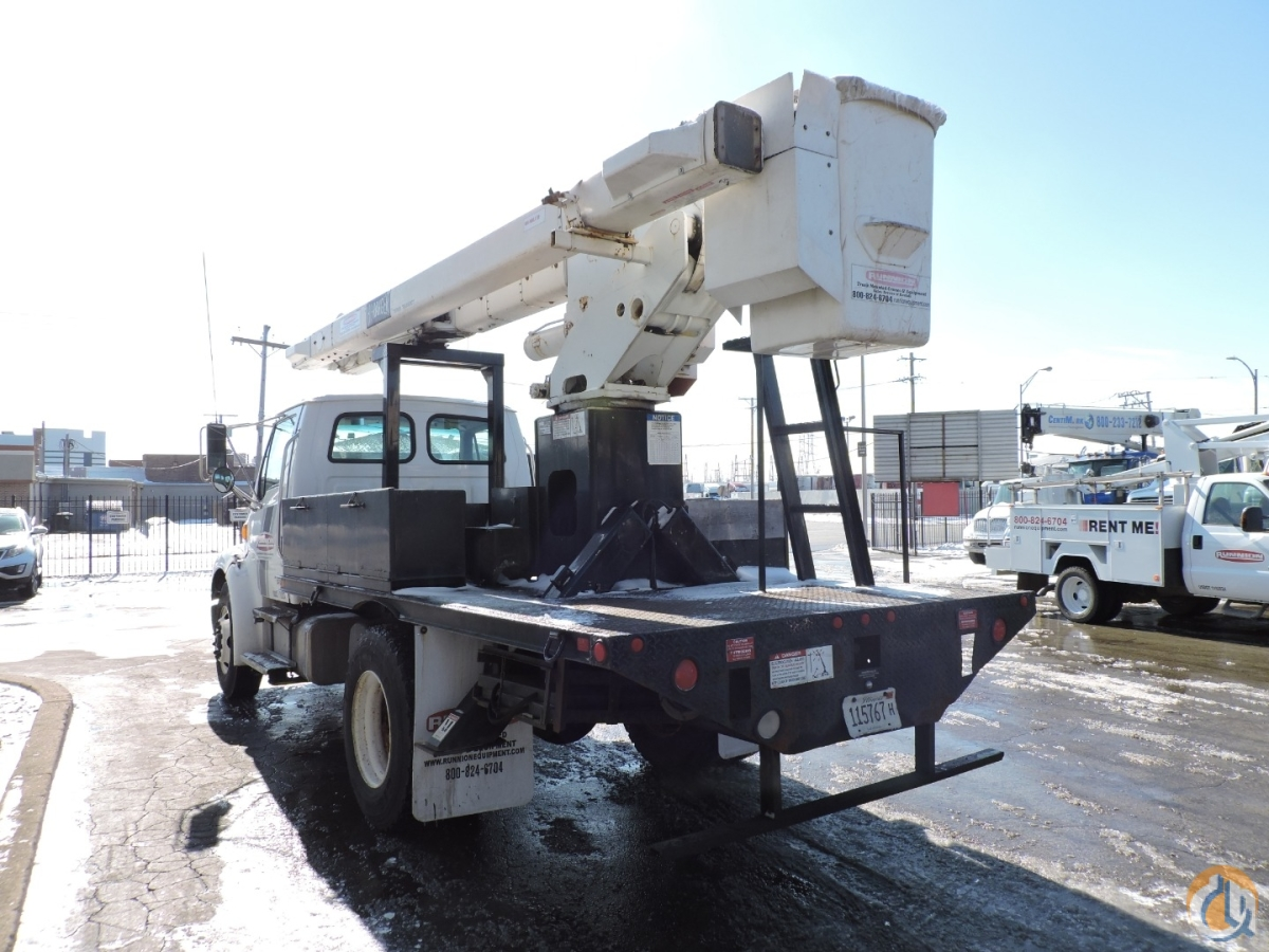 1998 Terex SC42 Crane for Sale or Rent in Lyons Illinois on CraneNetwork.com