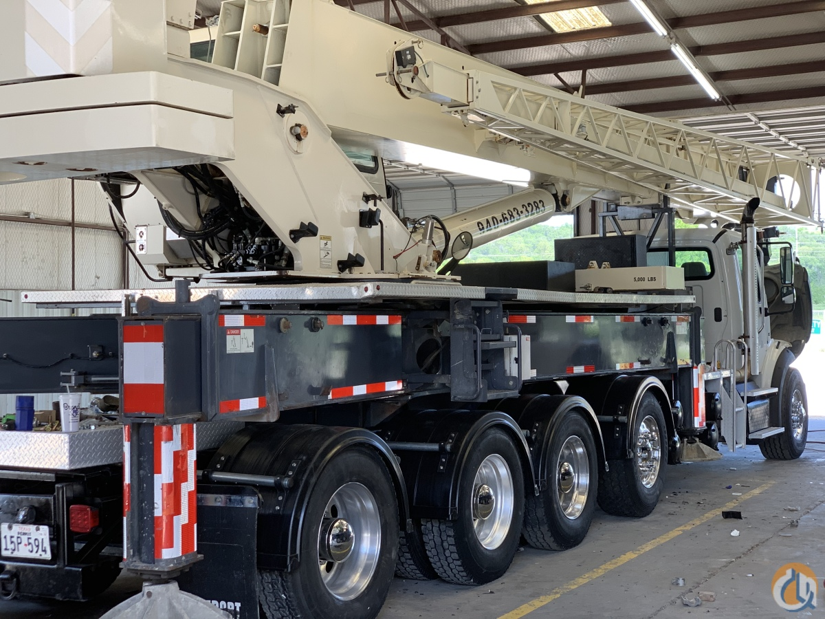 2012 Terex Crossover 6000 Crane for Sale in Bridgeport Texas on CraneNetwork.com