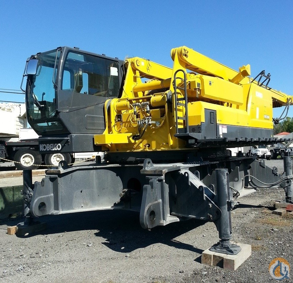 2016 Kobelco CK2750G2 ONLY 468 HOURS Crane for Sale or Rent in Syracuse New York on CraneNetworkcom