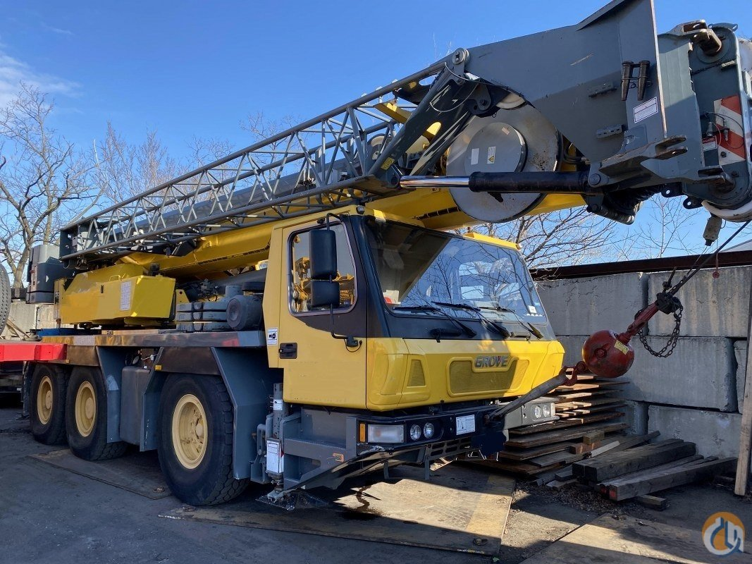 Crane for Sale in New York New York on CraneNetwork.com