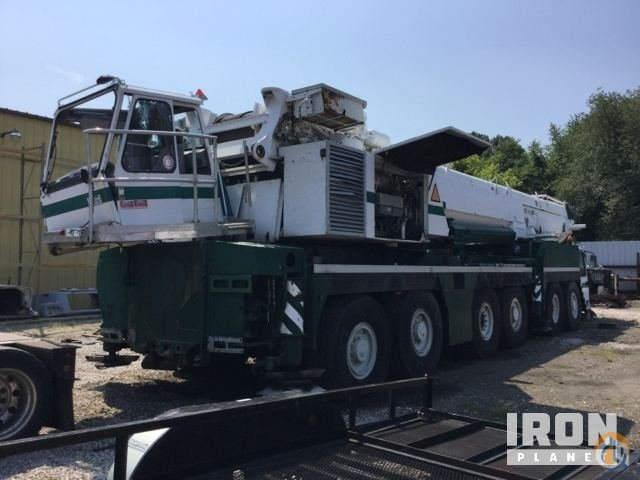 Sold Liebherr LTM 13001 All Terrain Crane Crane for  in Owensboro Kentucky on CraneNetwork.com