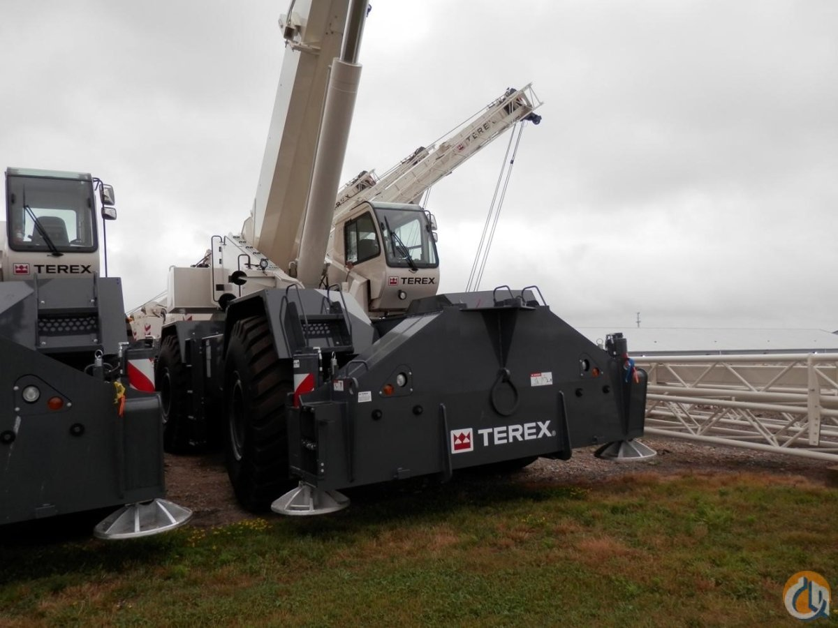 2013 TEREX RT130 Crane for Sale in Swisher Iowa on CraneNetwork.com