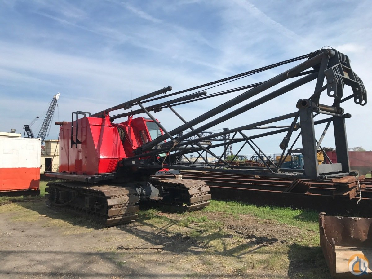 1979 Linkbelt LS-118 Crawler Crane Crane for Sale in Chesapeake Virginia on CraneNetwork.com