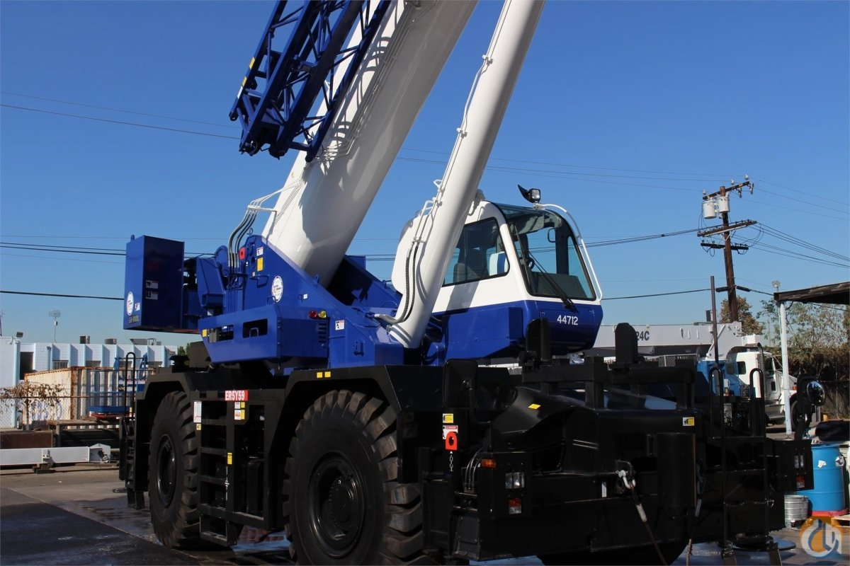 2016 TADANO GR900XL Crane for Sale or Rent in Santa Ana California on CraneNetwork.com