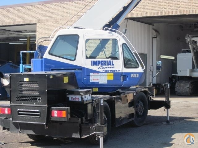 2009 TADANO GR150XL-1 Crane for Sale in Bridgeview Illinois on CraneNetworkcom