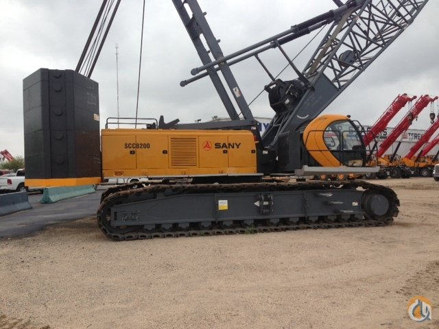 Near Houston and Galveston Ports Crane for Sale or Rent in Humble Texas on CraneNetworkcom