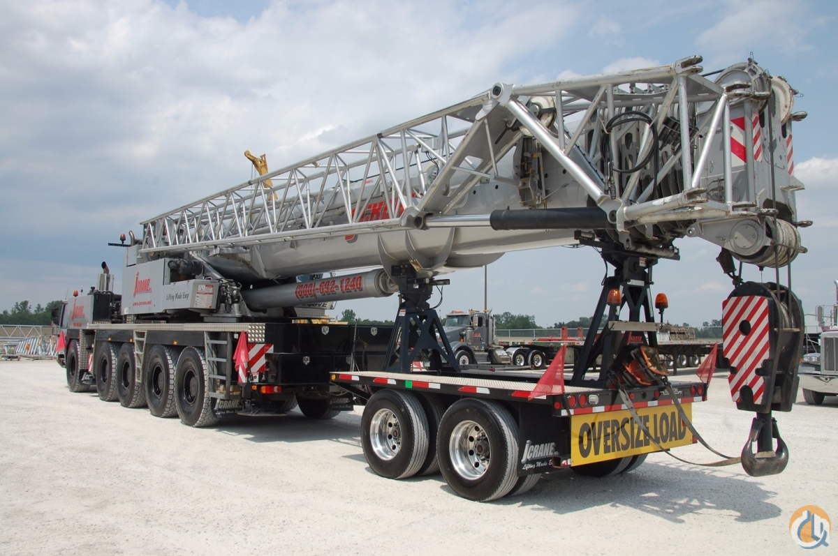 2008 Grove GMK5275 Crane for Sale in Covington Ohio on CraneNetworkcom