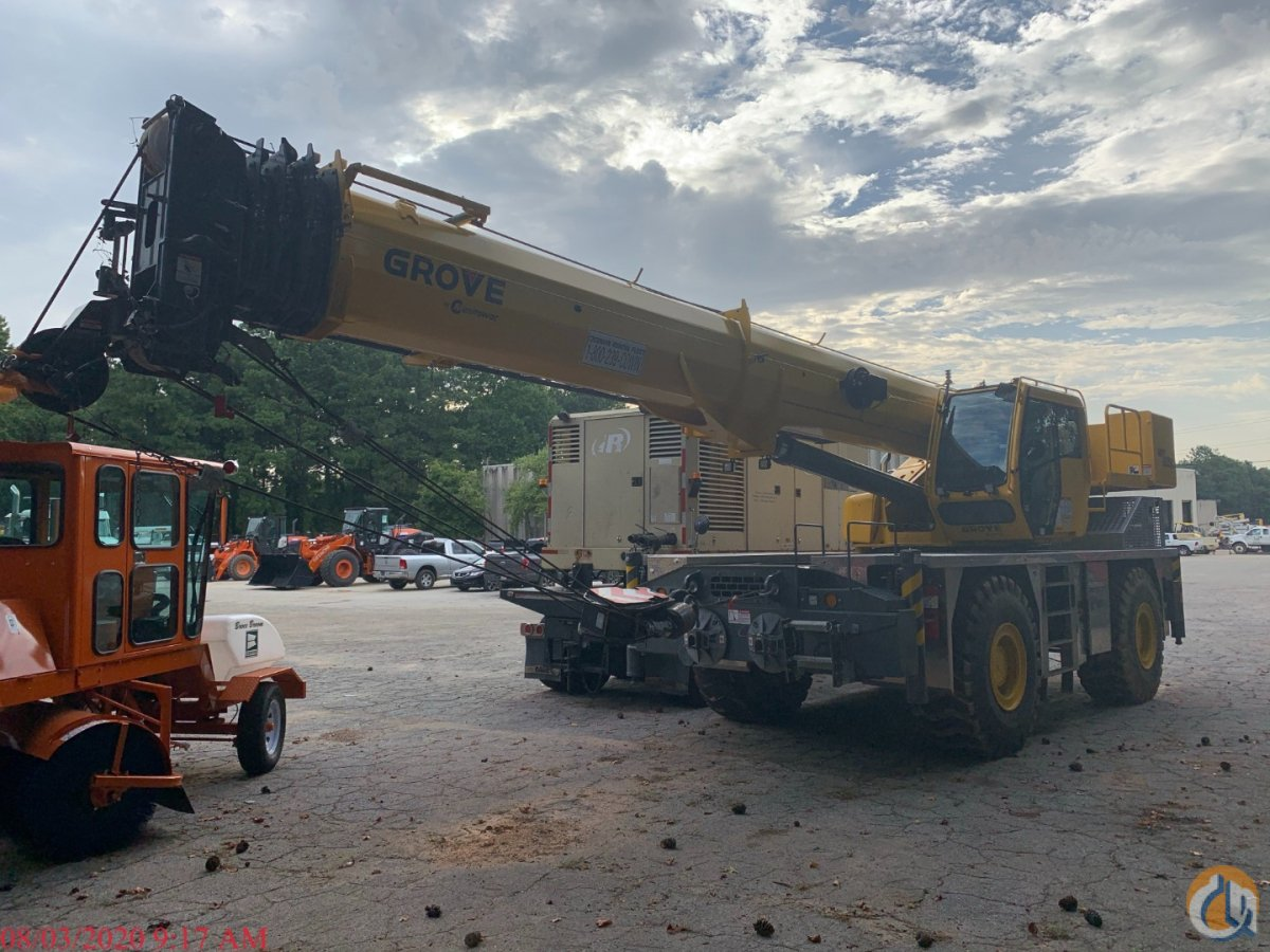 GRT655L Crane for Sale in Atlanta Georgia on CraneNetwork.com