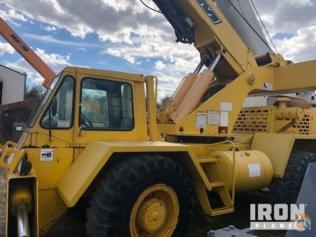 Sold 1989 Grove RT58C Rough Terrain Crane Crane for  in Houston Texas on CraneNetwork.com