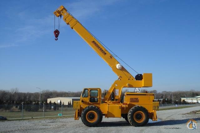 2019 BRODERSON RT-300-2G Crane for Sale on CraneNetwork com