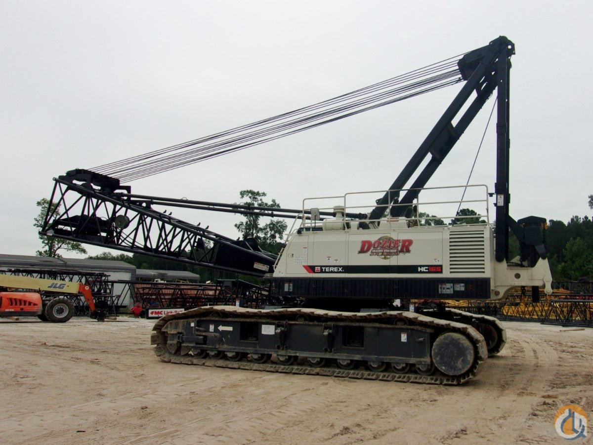2015 TEREX HC-165 Crane for Sale or Rent in Trinity Alabama on CraneNetwork.com